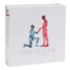 Fog of Love Boy Boy Alternate Cover
