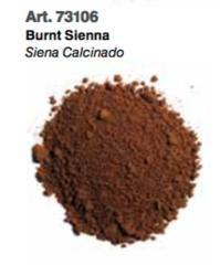 Burnt Siena, Vallejo Pigment Val73106