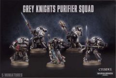 Grey Knights Purifier Squad  57-07