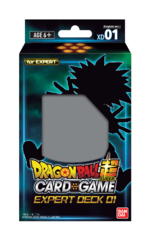 Dragon Ball Super Expert Deck 01