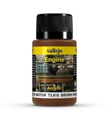 73818 Weathering Effects Brown Engine Soot 40 ml