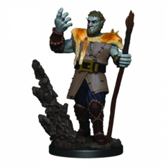 D&D Premium Painted Figures Male Firbolg Druid