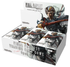 Final Fantasy Opus VI Booster Box