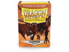 Dragon Shield - Box 100 - Matte Copper