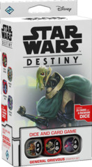 Star Wars Destiny TCDG General Grievous Starter Set