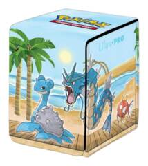 *PreOrder* ULTRA PRO Pokémon – Alcove Flip Box – Gallery Series- Seaside