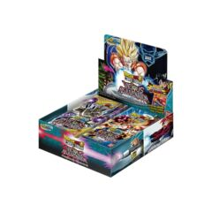 Dragon Ball Super Card Game Unison Warrior Series 12 UW3 Vicious Rejuvenation Booster Display 【B12】
