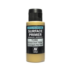 Surface Primer Ger Dark Yellow 60 ml 73604