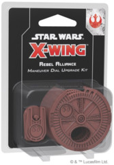 Rebel Alliance Maneuver Dial Upgrade Kit 2nd Edition
