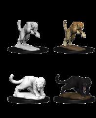 D&D Nolzurs Panther & Leopard
