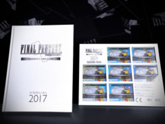 Final Fantasy TCG 2017 Annual Book