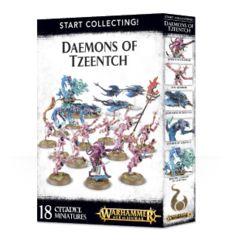 Start Collecting Daemons of Tzeentch