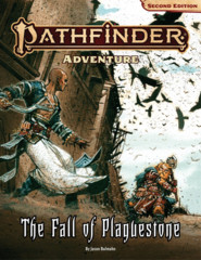 Pathfinder Second Edition Adventure The Fall of Plaguestone