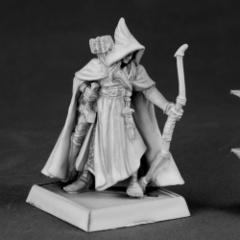 Arthrand Nightblade, Wood Elf Sergeant  14553