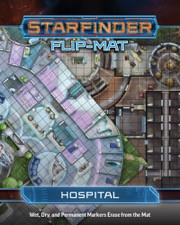 Starfinder RPG Flip Mat Hospital