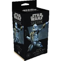 (PRE ORDER) Star Wars Legion Clone Captain Rex Commander Expansion