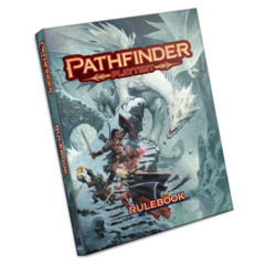 Pathfinder Playtest Hardcover Rulebook (AUG)