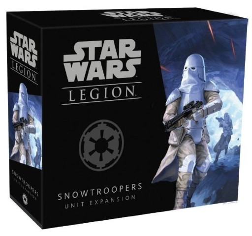 Star Wars Legion Snow Troopers Expansion