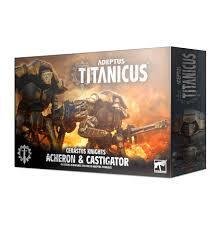 Adeptus Titanicus: Cerastus Knights Acheron & Castigator 400-37