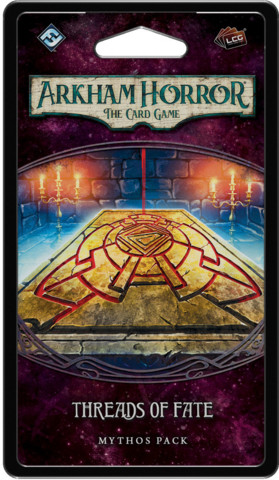 Arkham Horror LCG - Threads of Fate Mythos Pack