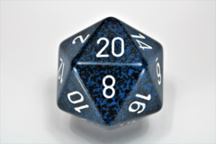 Speckled 34mm Stealth™ d20 XS2091
