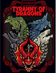 (PREORDER) D&D Tyranny of Dragons