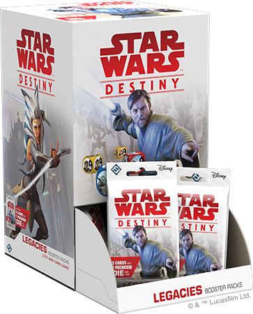 4. Star War Destiny Legacies