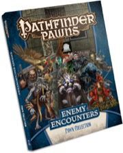Pathfinder RPG Pawns Enemy Encounters Pawn Collection