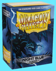 Dragon Shield Night Blue