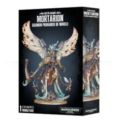 Mortarion, Daemon Primarch of Nurgle 43-49