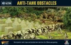 Anti-Tank Obstacles plastic box set
