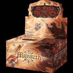 Flesh and Blood TCG Monarch Booster Box Alpha Print