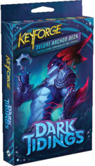KeyForge Dark Tidings Archon Deluxe Deck