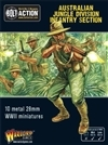 Australian Jungle Division Infantry Section Pacific Box