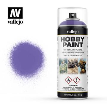 Vallejo 28025 Aerosol Alien Purple 400ml Hobby Spray Paint