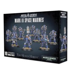 Mark iii Space Marines 01-05