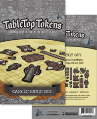 Tabletop Tokens - Caslte Siege Set