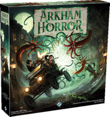 Arkham Horror Board Game Third Edition