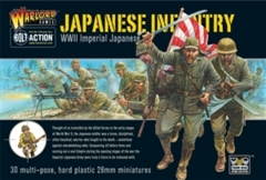 Bolt Action Japanese Infantry