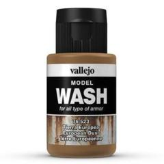 76523 Model Wash European Dust 35 ml Acrylic Paint