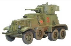 Bolt Action BA-6 Russian Armoured Car