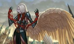 GP Melbourne 2016 Side Event Playmat : ANGEL
