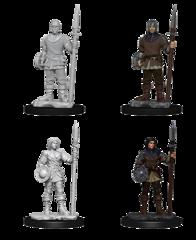 Deep Cuts Unpainted Miniatures Guards