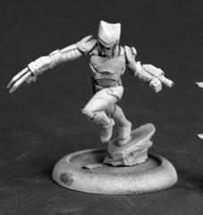 50275: Shadow Talon, Super Hero