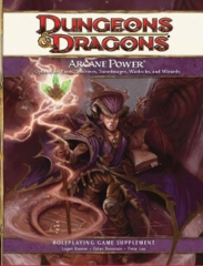 Dungeons & Dragons Arcane Power