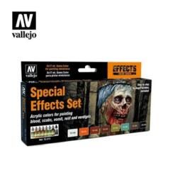 Game Colour Special Effects Special Set Acrylic Paint