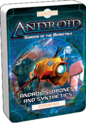 Android Shadow of the Beanstalk - Androids, Drones, and Synthetics Adversary Deck