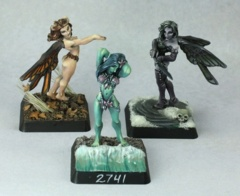 Fairies (2) & Nymph 02741