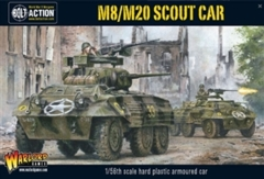 Bolt Action M8/M20 Scout Car