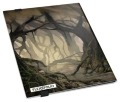 Folder Ultimate Guard 9-Pocket FlexXfolio Lands Edition Swamp
